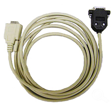 RS-232 cable for RAPTOR - Part Number: 0900-0007